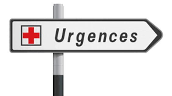 urgence curial